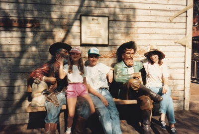 Catching up with the 'Old West Folks' at Walter and Cordelia's Knott's Berry Farm