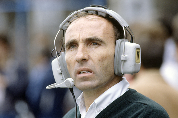 Frank Williams recognised for his F1 achievements