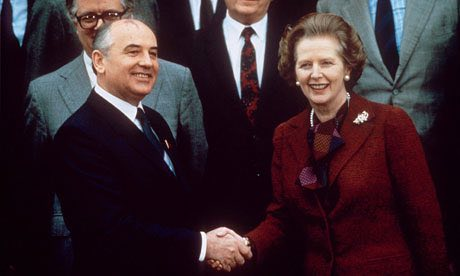 Gorbachev-and-Thatcher