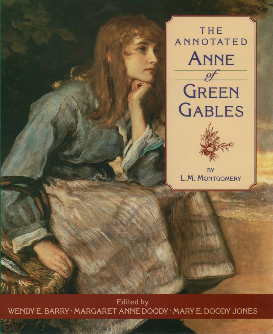 Anne of Green Gables as a video had been a preoccupation