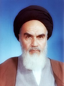 The confrontation with Ayatollah Khomeini and Iran over 'Satanic Verses' goes on and