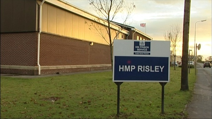 HMP Risley in modern times