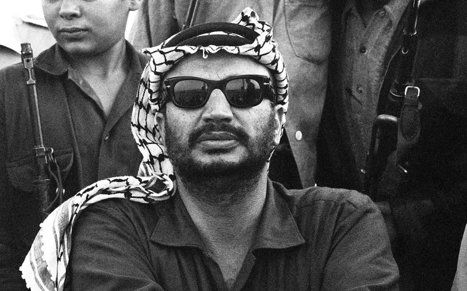 The UN decide to adjourn to Geneva to let PLO leader Yasser Arafat speak there