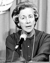 Helen Suzman, the South African Civil Rights Activist