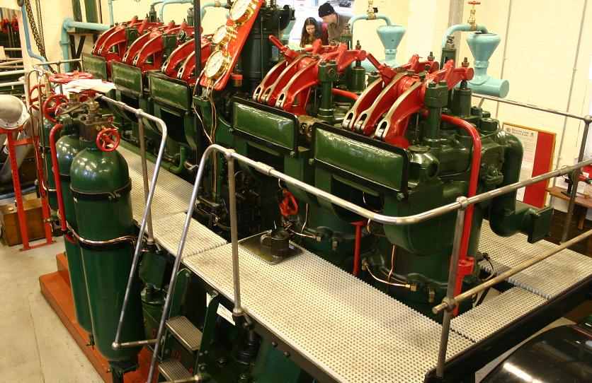 The great drainage engines of Prickwillow museum