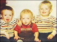 John Shorthouse, the eldest of three boys also killed by an armed policeman