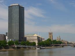Millbank Tower; the hub of government influence in the 1980's