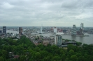 City view from euromast