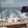 Lady Martina Underway from Ramsgate to Eastbourne_1