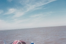 From Lt Paxton to Norfolk by boat, 1990