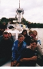 With Salsa and Norwich friends on Paxton Princess c2000