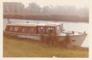 Our first boating holiday on Tudor Rose II, July 1971