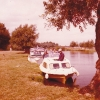Day trip to Hemingford Grey, 1975