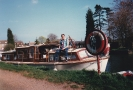 Boat trip on Gt Ouse, April 1987