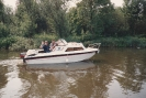 Boat trip on Gt Ouse, May 1987