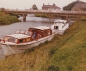 Boating on The Lady 1983
