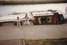 Norfolk Broads holiday on the The Lady, 1989