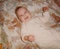 Della smiling - Autumn 1984
