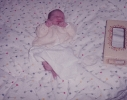 Little baby Della - July 1984