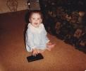 Della sitting June 1985