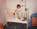 Della in cot 1985