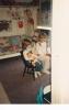 Della as a toddler 1986-7