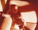 Debbie as a baby in 1980