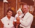 Grace, Debbie & Fred, 1979