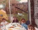 Debbie's birthday party guests - May 1982