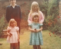 Debbie as a toddler 1981/2