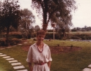 Jane, during John, Grace & Fred visit, June 1985