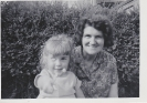 Freda's Mum Grace and daughter Stacey
