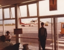 Daniel at East Midlands Airport 1985