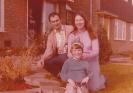 Dan's birthday, 1976
