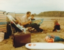 Holiday to Bude July 1985