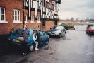 Swan Hotel, Horning, Winter 1992/93