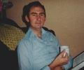 Me, Christmas at Willow Close, December 1983