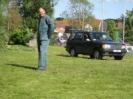 Me in overalls with Range Rover in Ropes Hill Land 2008_1