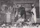 Me as Joseph in Bruce Grove school nativity, 1955