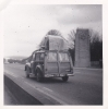 Leaving brighton on moving day: Sillwood Rd to Lower Stondon Spring1969
