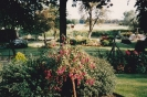 Hayling View front garden view , 1993