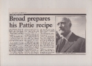 22nd November 1984 Broad Recipe for Pattie Computer Weekly