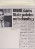 My IDPM talk report - Computing 6th March 1985