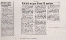 OA firms unite to stem import flow; Electronics Weekly March 20th 1985 Pt3 and my IDPM report