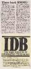 Three back BMMG - Informatics Daily Bulletin 15th May 1985