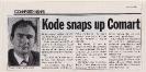 Press cuttings, July 1984