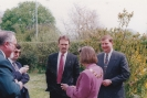 Visit by Simon Hughes, 1996